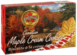 Maple Cream cookies - 400gr